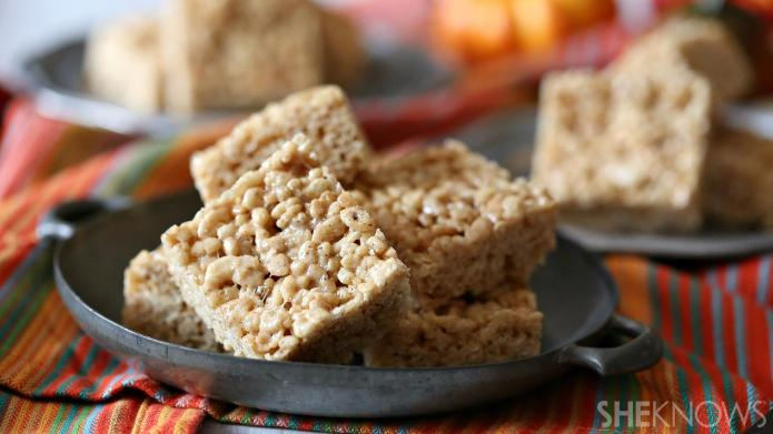 Elevate your Rice Krispies Treats with