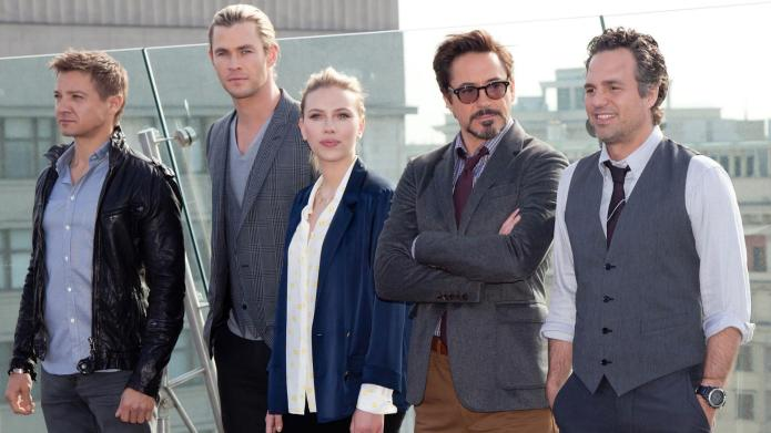 PHOTOS: The Avengers assemble on the