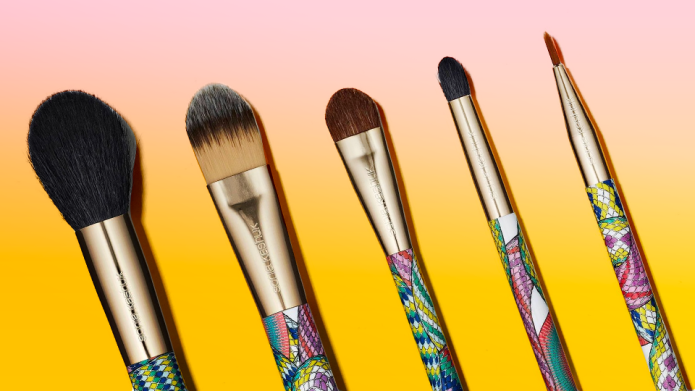 The 5 Coolest, Under-$20 Makeup Brush