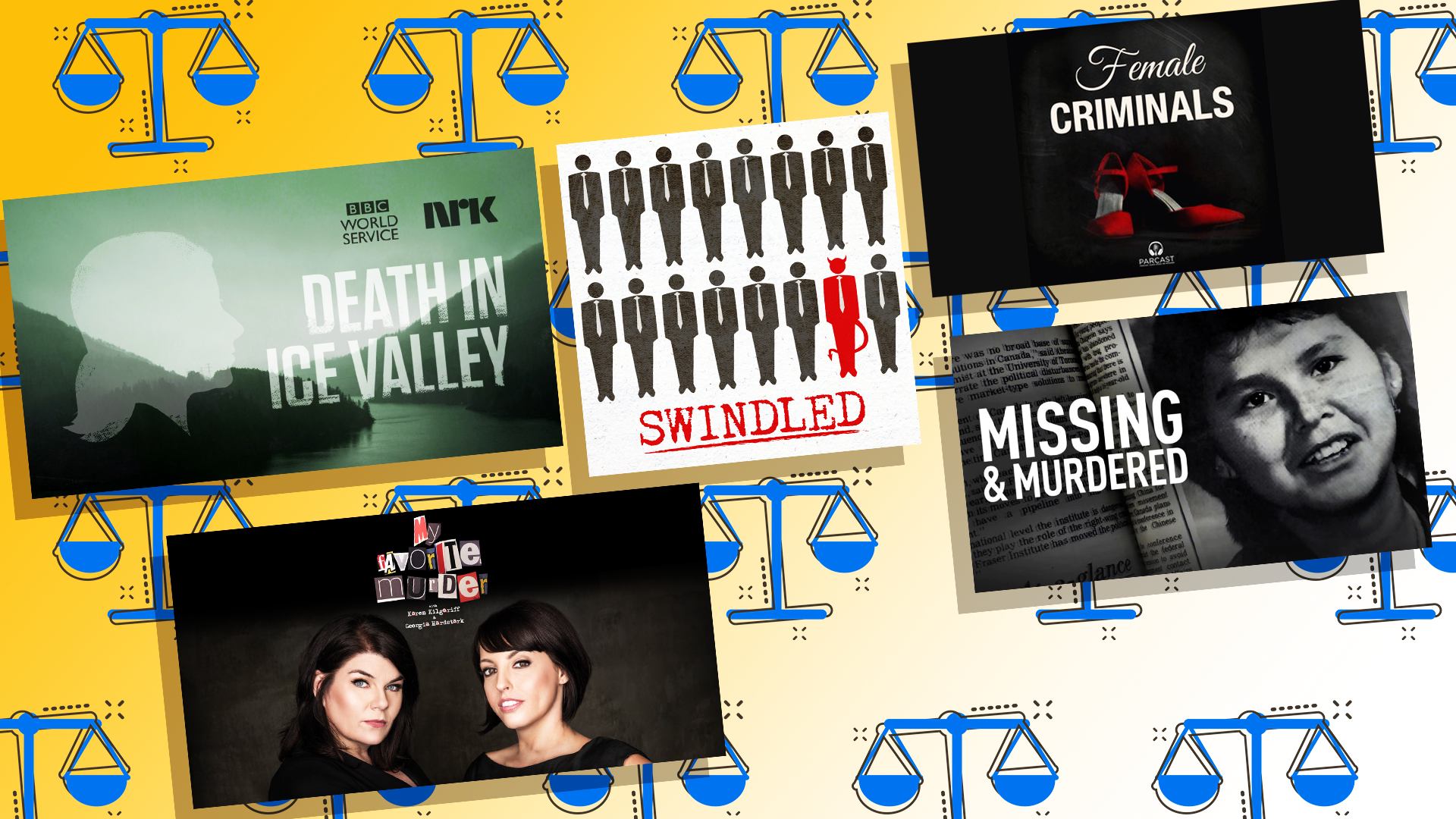 Best True-Crime Podcasts Besides 'Serial' & 'S-Town' – SheKnows