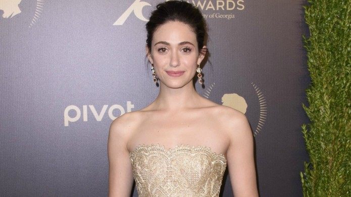 There's solid evidence that Emmy Rossum
