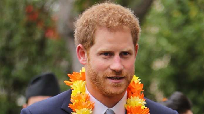 The Queen Reportedly Grants Prince Harry