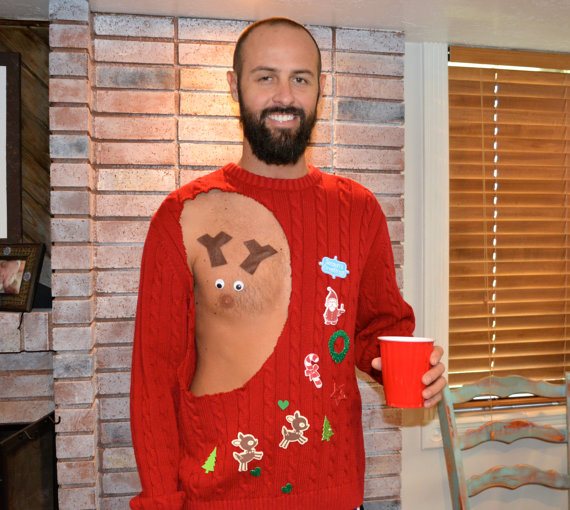 ugly-mens-nipple-christmas-sweater