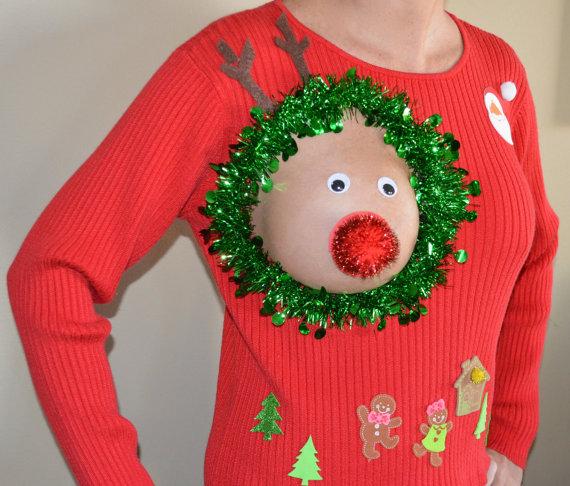 ugly-christmas-sweater-breastfeeding-etsy