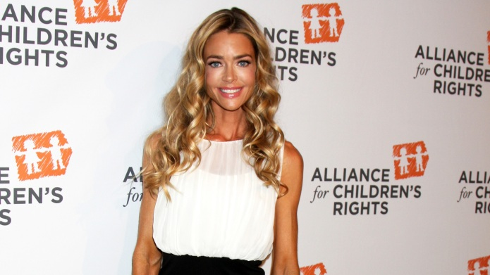 Denise Richards' new Christmas movie gets