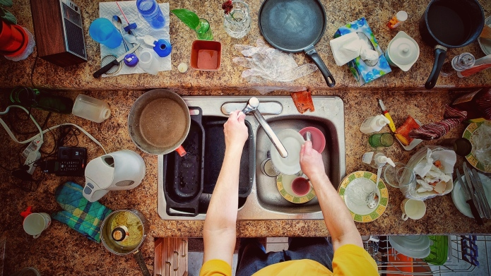 5 easy rules for cooking without