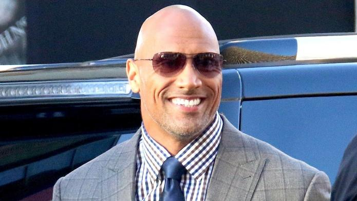 PHOTO: The Rock posts shocking pic