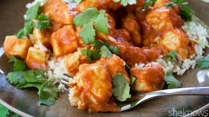 Slow Cooker Sunday: Chicken tikka masala