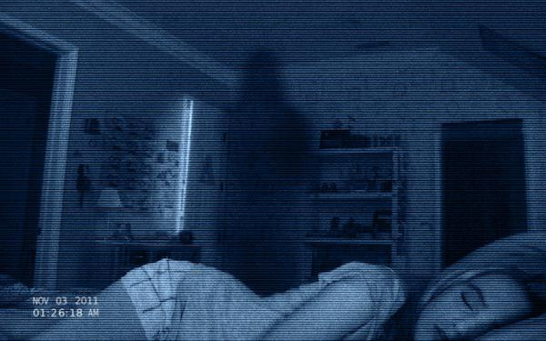 Hot trailer: Paranormal Activity 4 will
