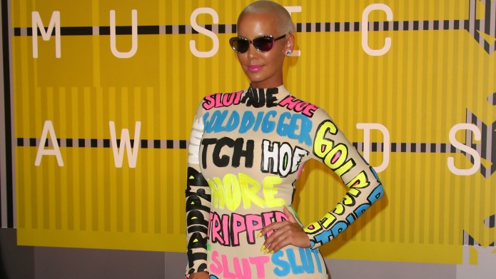 Amber Rose puts GQ on blast