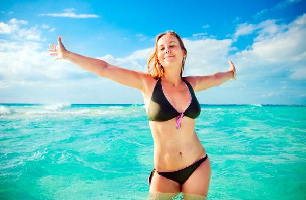 Swimsuit confidence: Tricks to boost your