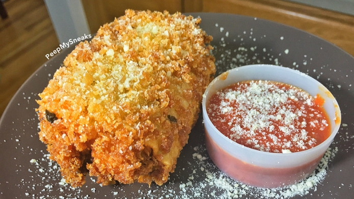 Deep-fried lasagna rolls: The best twist