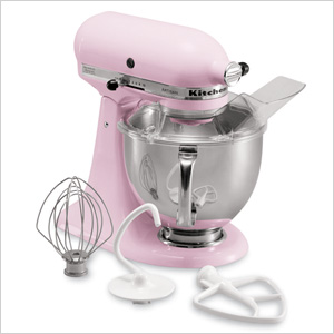 KitchenAid® Cook for the Cure® Edition | Artisan® Series | Stand Mixer