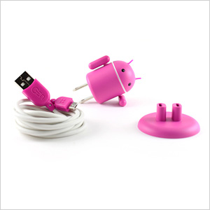 Andra USB Android Robot charger