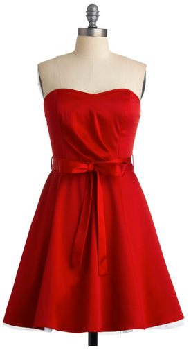 5 Little Red Dresses For Valentine S Day Sheknows