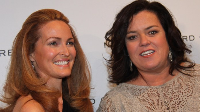 Rosie O'Donnell's Ex-Wife Michelle Rounds Found