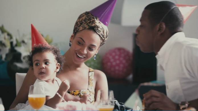 Blue Ivy Is Definitely Part of