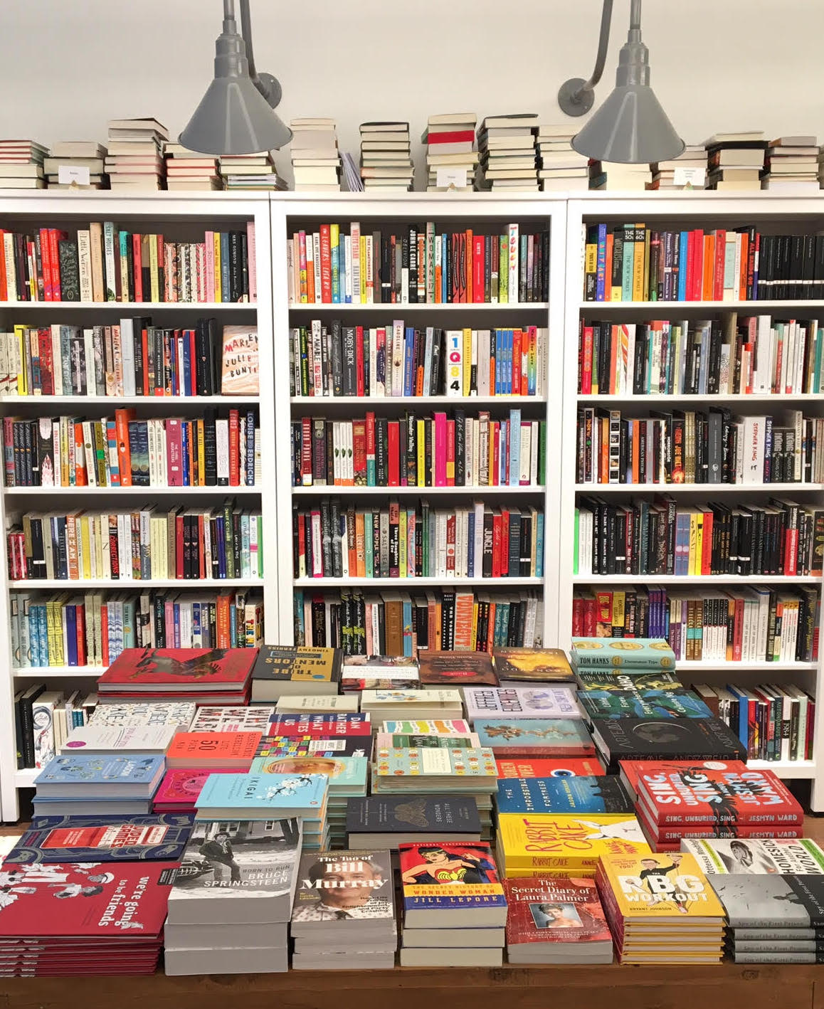 The Mom's Guide to Nashville: Her Book Shop