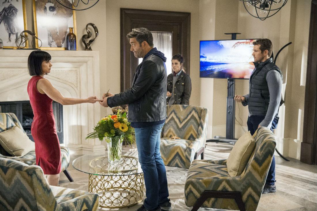 UnREAL Season 3, Quinn, Chet