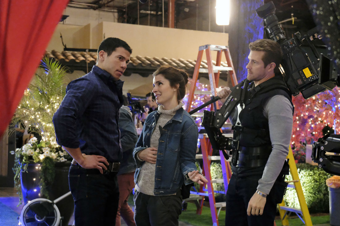 Rachel, Jeremy, UnREAL Season 3
