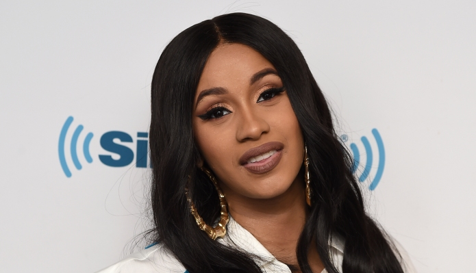 Cardi B Red Carpet