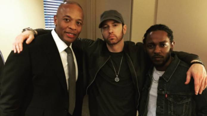 Eminem Is Unrecognizable at First Glance