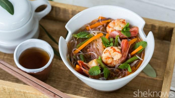 One-Pot Wonder: Get Thai shrimp noodle