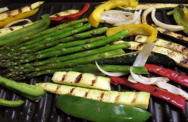 Grilled veggies: Recipe ideas