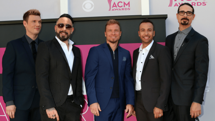 Backstreet Boys Continue Cruise Line Domination
