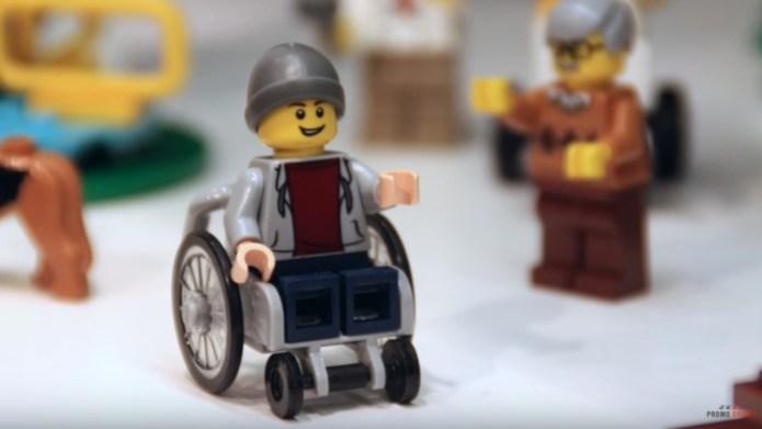 Newest LEGO set has 1 very