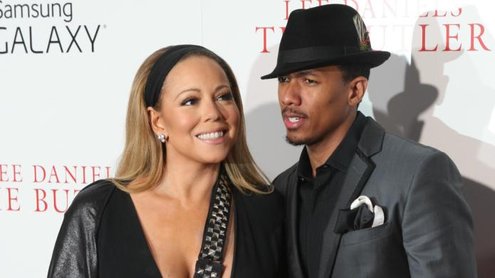 VIDEO: Nick Cannon laughs at Mariah