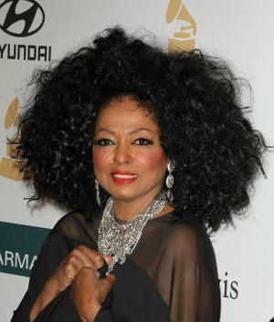 Diana Ross to sign off on