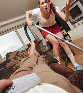 How to avoid fights about housework