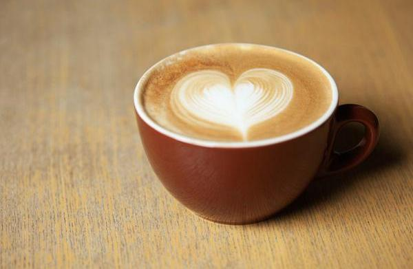 Create coffee shop latte art at