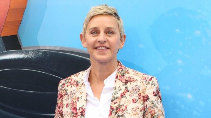 Ellen DeGeneres is not here for