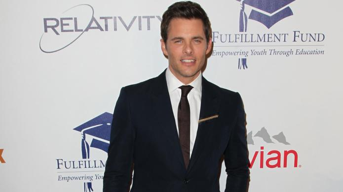 Which men would James Marsden rather