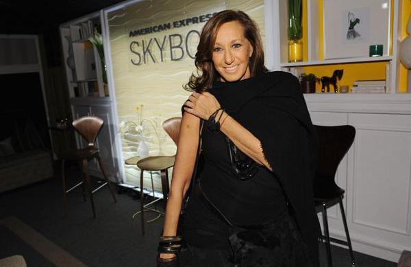 Donna Karan talks fashion and philanthropy