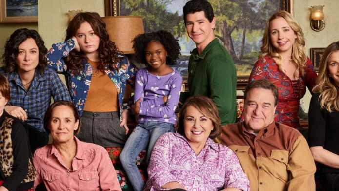 This Roseanne Star Admits She Needs