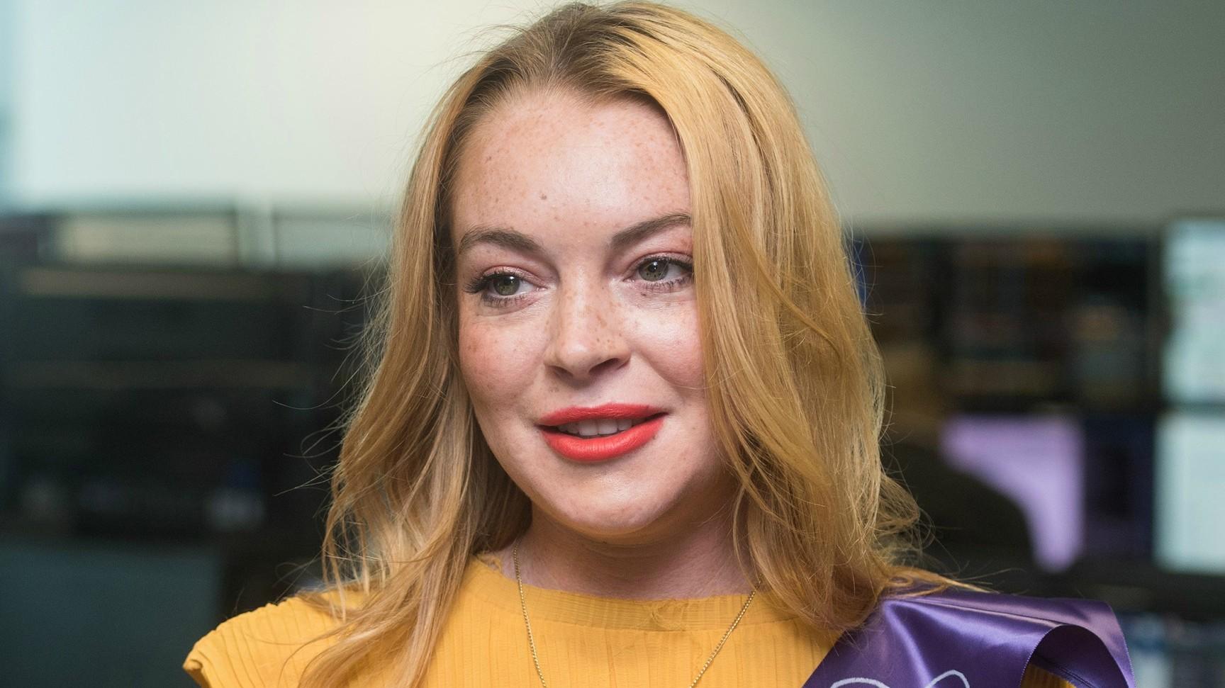 So, is Lindsay Lohan's new accent Turkish? Arabic? Irish