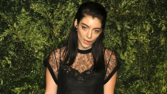 Lorde may have thrown shade at