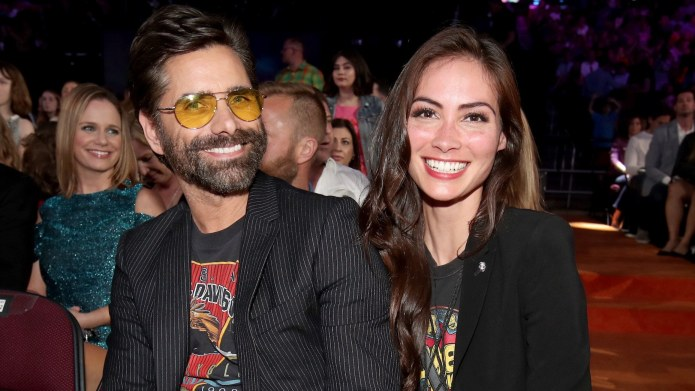 John Stamos Got Engaged to Caitlin