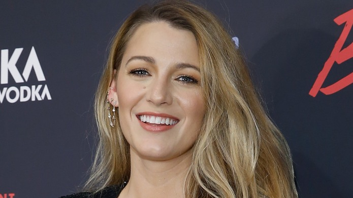 Blake Lively Says She's the Mom