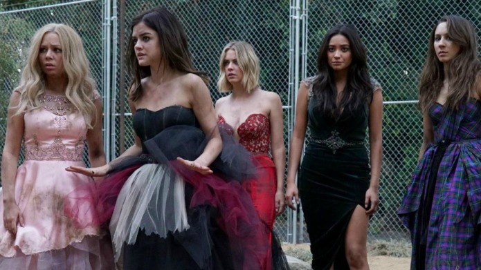 Pretty Little Liars might actually kill