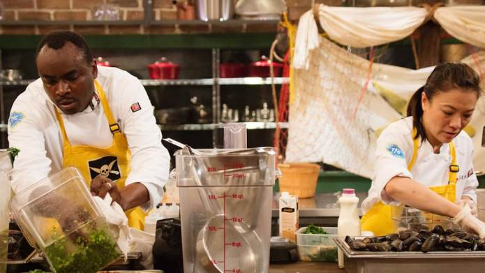 Top Chef challenges that I've accidentally
