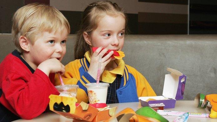 MELBOURNE, AUSTRALIA - AUGUST 29: Children