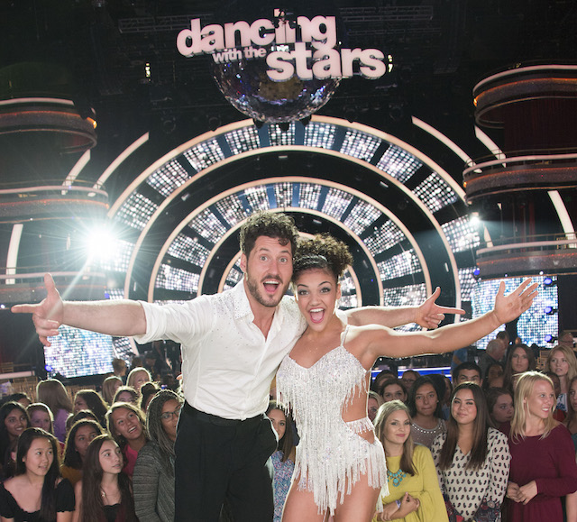Val, Laurie DWTS