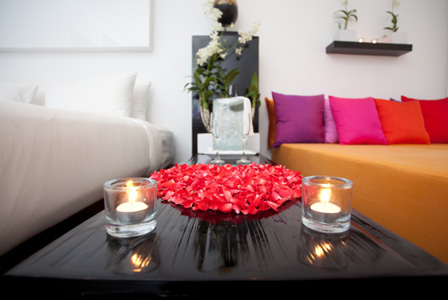 Decorating Diva Set A Romantic Mood For Valentine S Day Sheknows