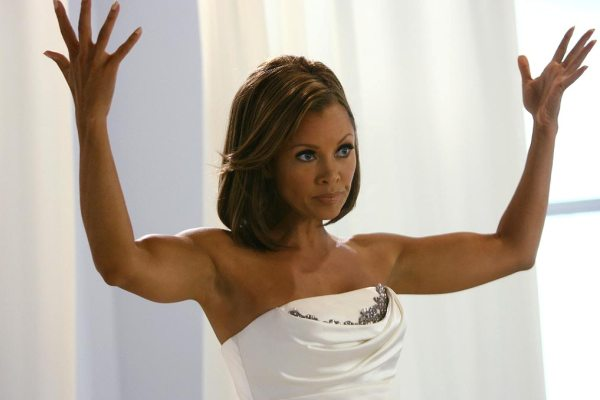 Vanessa Williams is Wilamina Slater on Ugly Betty