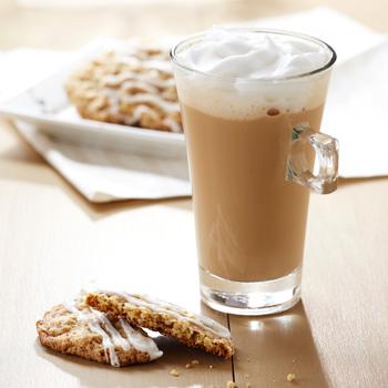 Vanilla-ginger Café Latte