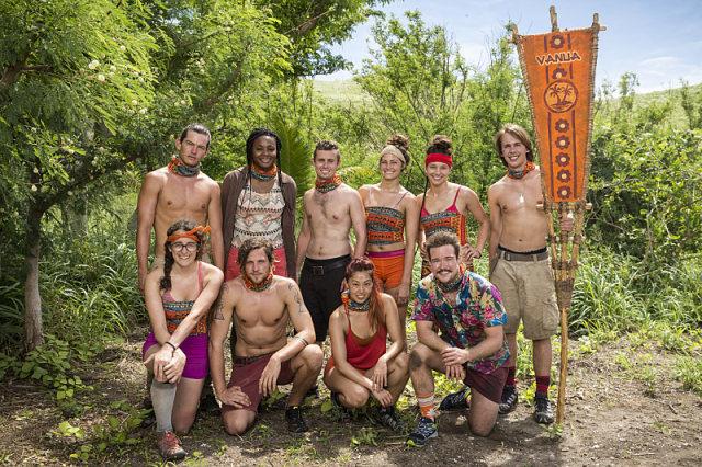 Millennials tribe on Survivor: Millennials Vs. Gen-X